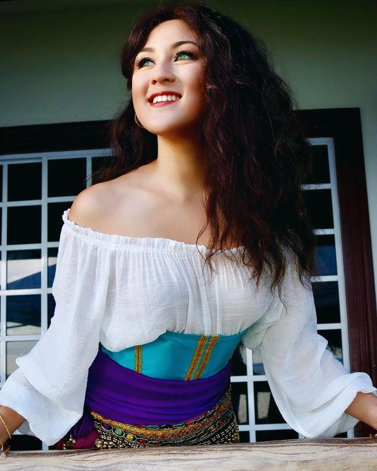 21 best Esmeralda Kostüm selber machen images on Pinterest | Kostüme ...