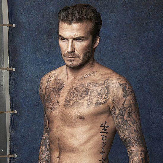 Today, We Celebrate David Beckham's Perfect Body: David Beckham turns 39 today