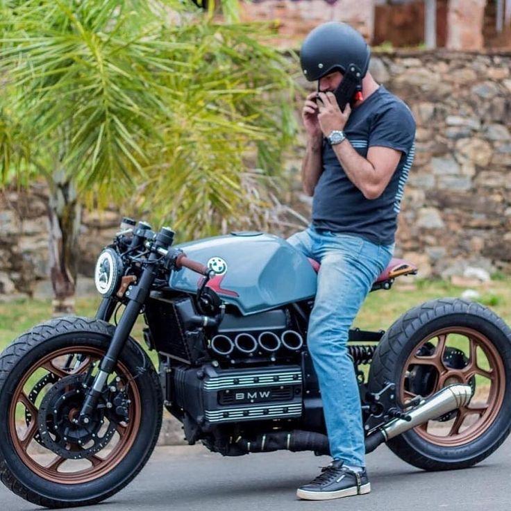 Via @gustavo_retrorides pic Rodrigo Lizardi de Souza #bmw #bmwm #bmwmotorcycle # …   – Ride and Roll