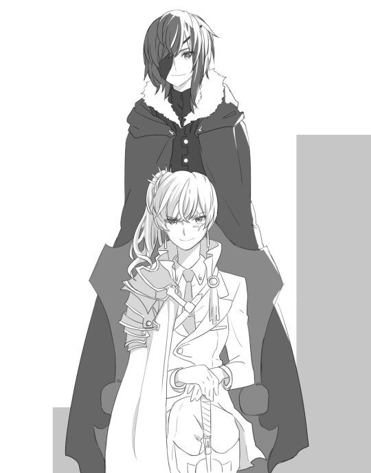 RWBY Future Ruby and Weiss