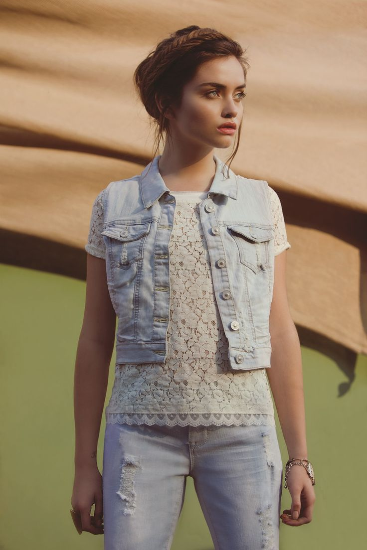Con Wados Jeans siempre te verás hermosa.