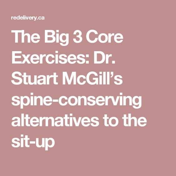 stuart mcgill back exercises pdf
