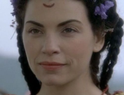 Morgaine (from The Mists of Avalon)