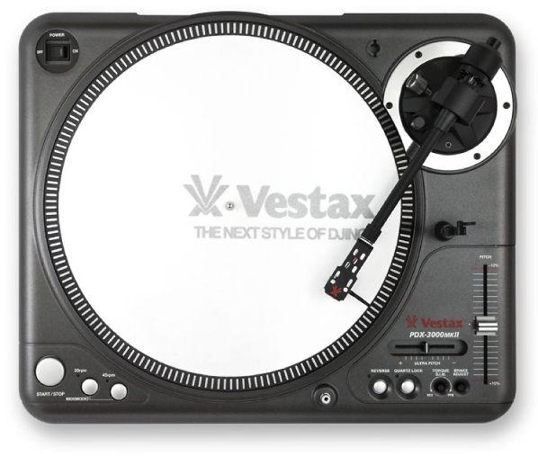 Vestax/ターンテーブル/PDX-3000MKII(カートリッジVR-5E付属!) -DJ機材アナログレコード専門店OTAIRECORD