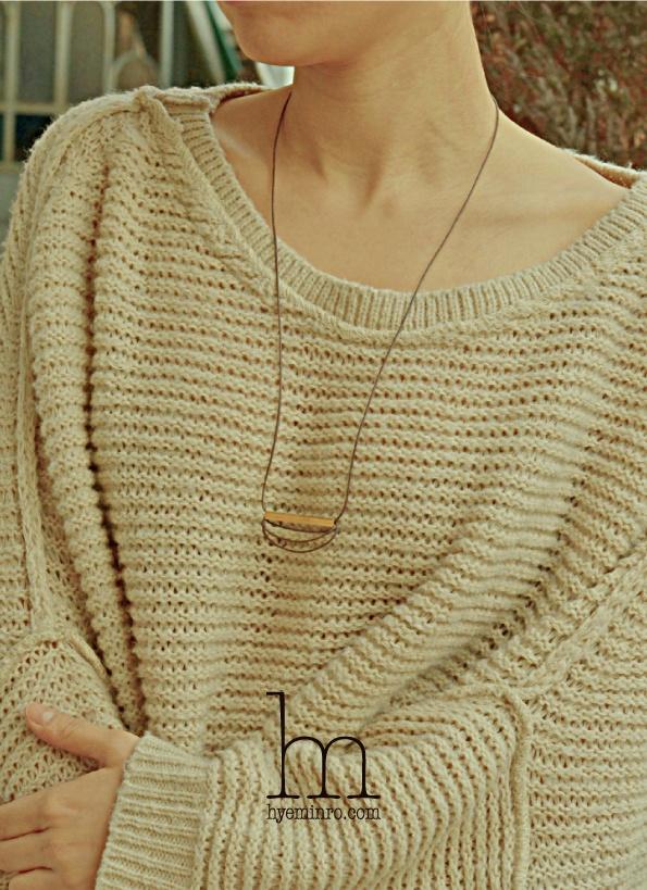 se jul _necklace      hyeminro.com