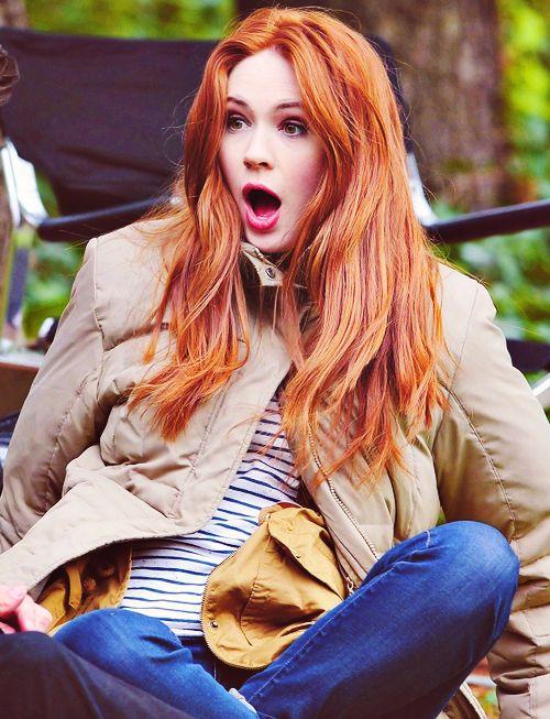 I love Amy Pond!!