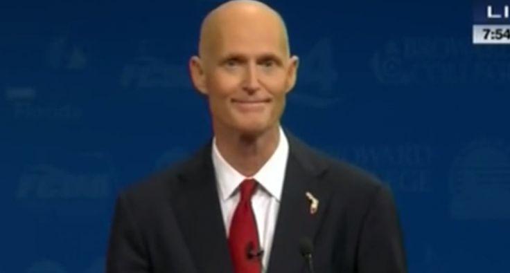 Florida Gov. Rick Scott signs bill requiring women to visit clinics twice before having an abortion