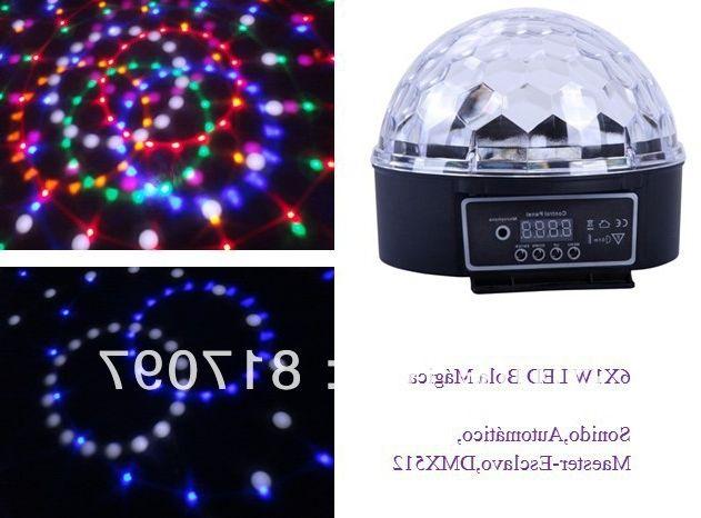37.99$  Buy now - https://alitems.com/g/1e8d114494b01f4c715516525dc3e8/?i=5&ulp=https%3A%2F%2Fwww.aliexpress.com%2Fitem%2FVenta-6-Piezas-1W-LED-Bola-Magica-Sonido-Automatico-DMX512-7-Canales-DJ-Efectos-Luces-LED%2F1130623541.html - Venta 6 Piezas 1W LED Bola Magica Sonido Automatico DMX512 7 Canales DJ Efectos Luces LED Fiestas Eventos Efectos Discoteca Pub