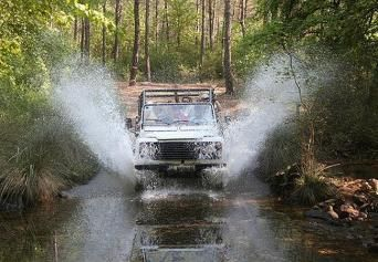 Jeep safari 4x4..