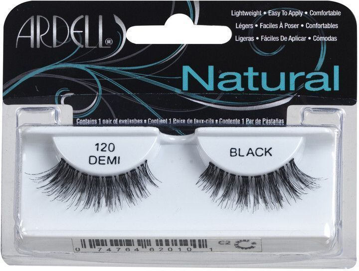 ba14b37265c Ardell Natural Lash - Black 120 #naturallashes #ardelllashes ...