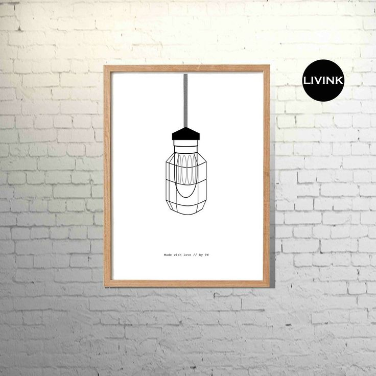 A4 The lamp via LIVINK. Click on the image to see more!