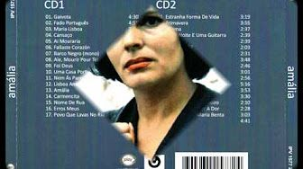Amalia Rodrigues - Coracao Independente cd1 [Remasterizado] - YouTube
