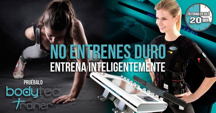 ¡Entrenar duro NO te garantiza conseguir resultados rápidos, entrenar inteligentemente SÍ! Pruébalo