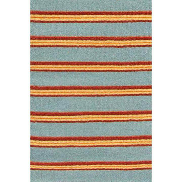 Marrakech Stripe 8 x 10 ft Rug | Gracious Style