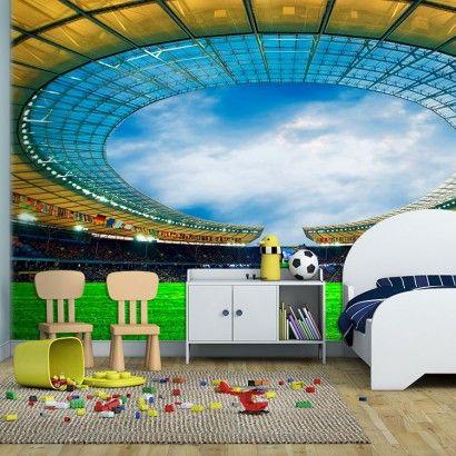 Estádio de Futebol Mural | Casadart.pt