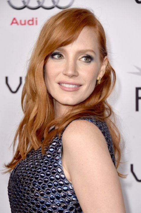 Jessica Chastain at event of A Most Violent Year (2014)