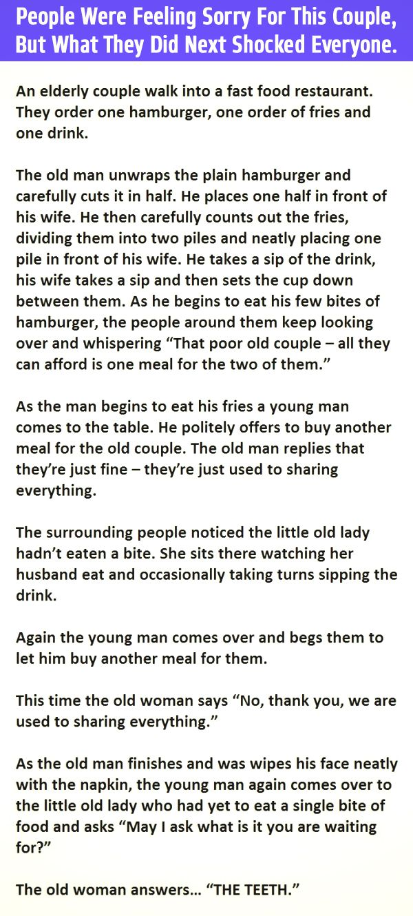 Everyone Thought His #Wife Wasn't Eating, Until She Said This #LOL #Funn…