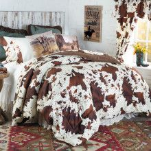In the Saddle Bedding Collection