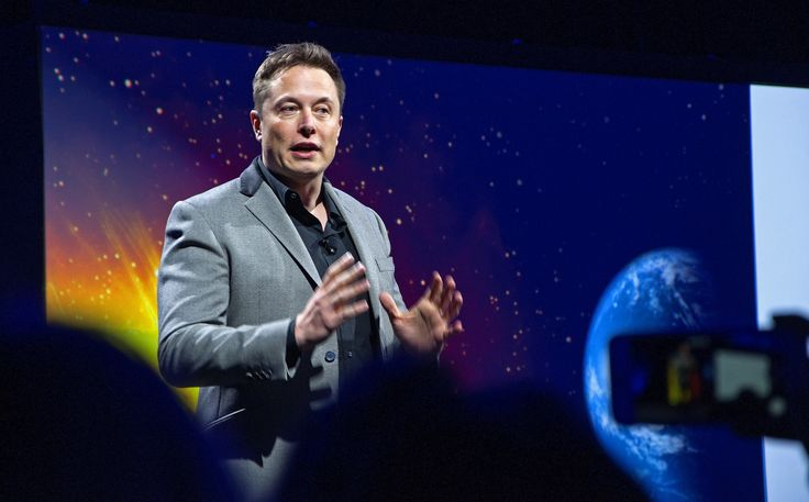 Los Angeles entrepreneur Elon Musk has built a multibillion-dollar fortune running companies that make electric cars, sell solar panels and launch rockets into space.