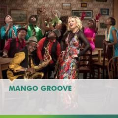 Mango Groove, Josie Field and Laurie Levine at Walter Sisulu NBG 24 August 2014 - 1:00pm - 3:30pm  Event category: Concert Artists/Speakers: Mango Groove, Josie Field and Laurie Levine Contact details: 0861001278 Entrance charge: R100 online or R120 at the gate How to book: https://plankton.mobi/Events/EventBooking/8de9a4fa-212f-4b11-9cf8-da3d79ccfd2a Event venue: Concert Stage Mango Groove is one of the few successful music groups that epitomises the great diverse cultures of South Africa…