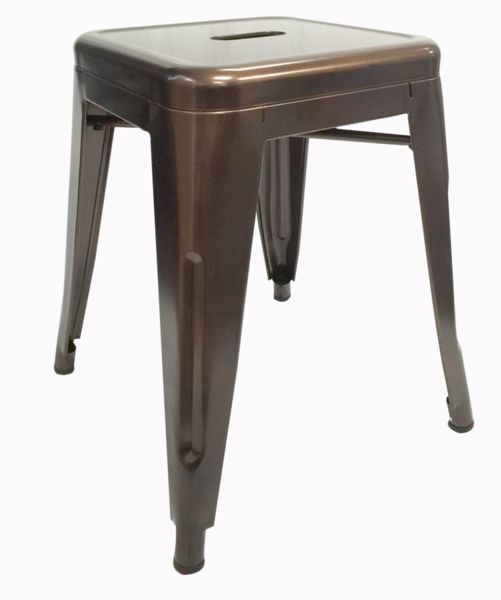 Buy Replica Tolix Stool 45cm Bronze Online at Factory Direct Prices w/FAST, Insured, Australia-Wide Shipping. Visit our Website or Phone 08-9477-3441