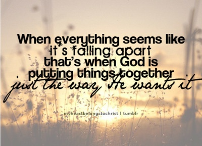 True....: Sayings, Inspiration, Quotes, God Is, Faith, Truth, So True, Falling Apart