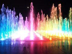 interactive light water sculpture - Google Search