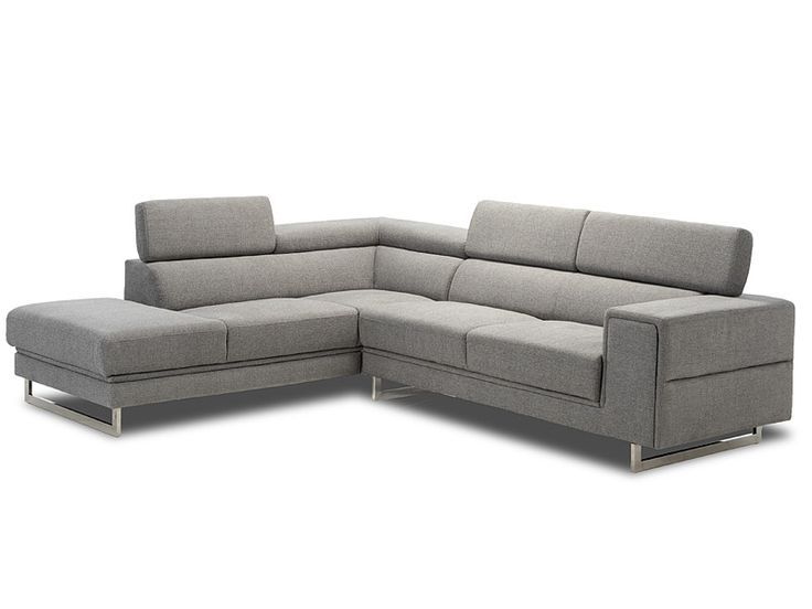 Kastro 3 Seater with Chaise | Impressions Furniture