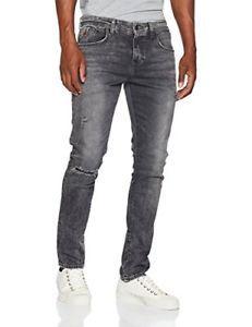 a ltb jeans joshua vaqueros ajustados para hombre blau orimer wash 50404 w34