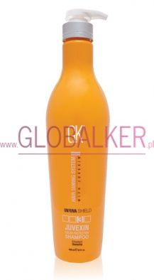 GK Hair color shield shampoo uv/uva 650ml. Global Keratin Juvexin