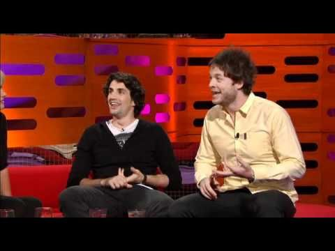 Hamish & Andy on Graham Norton - Ghosting [06-21-2010]
