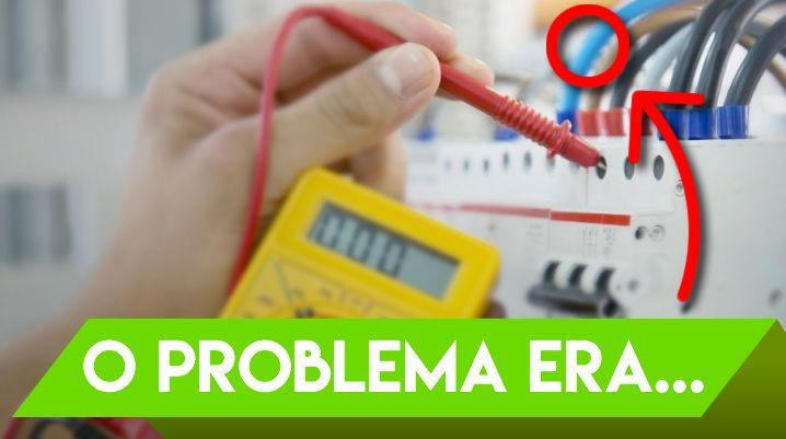 TIVE um PROBLEMA ELÉTRICO, e ERA...  Marque um amigo para assistir!😉 #DicasFlash ⚡ 57  Assista ao vídeo aqui👉https://goo.gl/4pyc2t