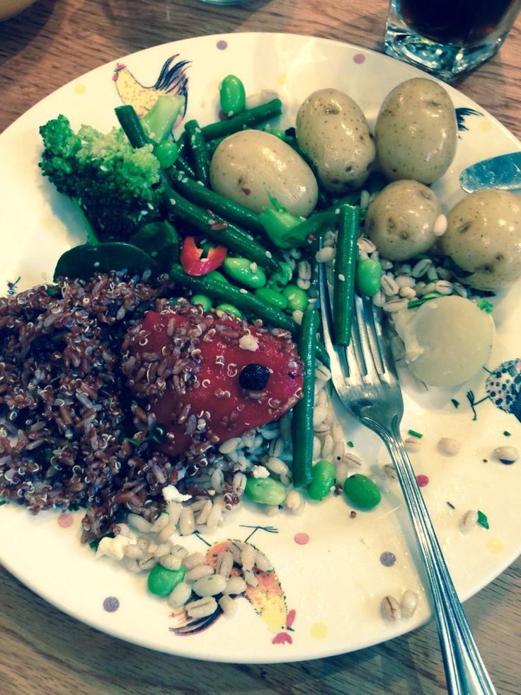 #murielskitchen #food #london #january14
