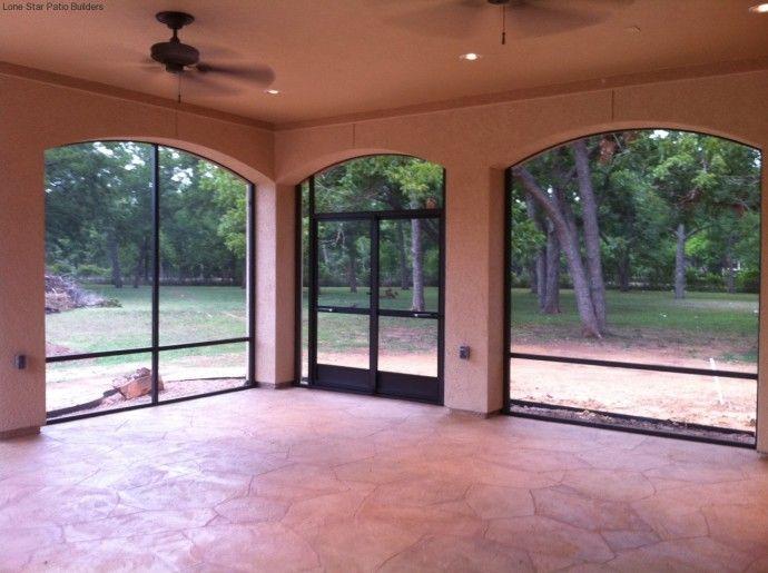 Patio Screen Enclosures Houston Texas
