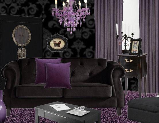 die besten 17 ideen zu gotik wohnzimmer auf pinterest. Black Bedroom Furniture Sets. Home Design Ideas