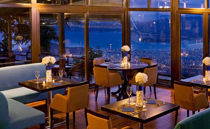 La Veranda Bar - Restaurant, Pelion Mt, HELLAS