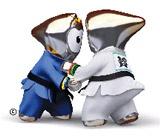 Judo - Mascotas Londres 2012