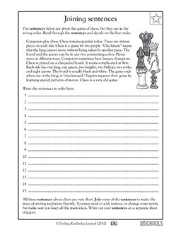 Worksheets 5th Grade Reading Worksheets 1000 images about reading worksheets for 3rd 4th and 5th grades grade writing putting sentences in order