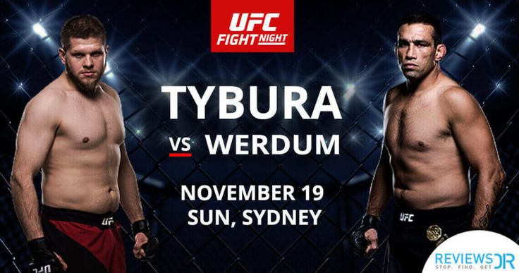 Watch UFC Fight Night Live: TYBURA VS. WERDUM in HD on your Smartphone, PC, Laptop, Desktop, iPhone or any android device just subscribe our no #1 HD TV Channels low price with up to seven days FREE Trail purchase. Yes, this is a great opportunity to watch all kinds of sports live from anywhere anytime.