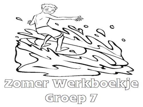 Zomer Werkboekje Groep 7