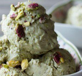 Το απίθανο παγωτό φυστίκι που θα φτιάξω σήμερα με συνταγή του Άκη Πετρετζίκη - Κυρίως Φωτογραφία - Gallery - Video