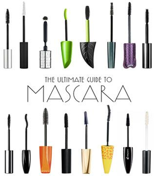 The Ultimate Guire to Mascara