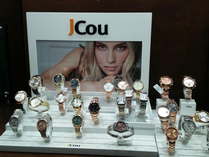 Jcou Timepiece Μοντέρνος σχεδιασμός, κομψότητα και λάμψη σε ένα καινούριο γυναικείο brand που ήρθε για να μείνει   Τσαλδάρης στο Χαλάνδρι #watches #jcou