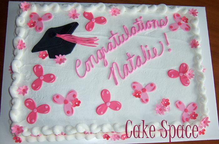 Wendy's Cake Space: Happy Graduation Class of 2011.... Celebrate ...