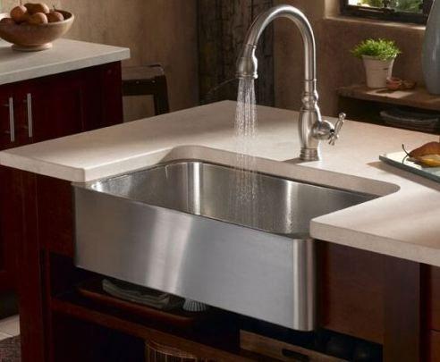 Superior Edelstahl Doppel Bowl Bauernhaus Waschbecken   Küchenmöbel Überprüfen Sie  Mehr Unter Http://loungemobel Idea