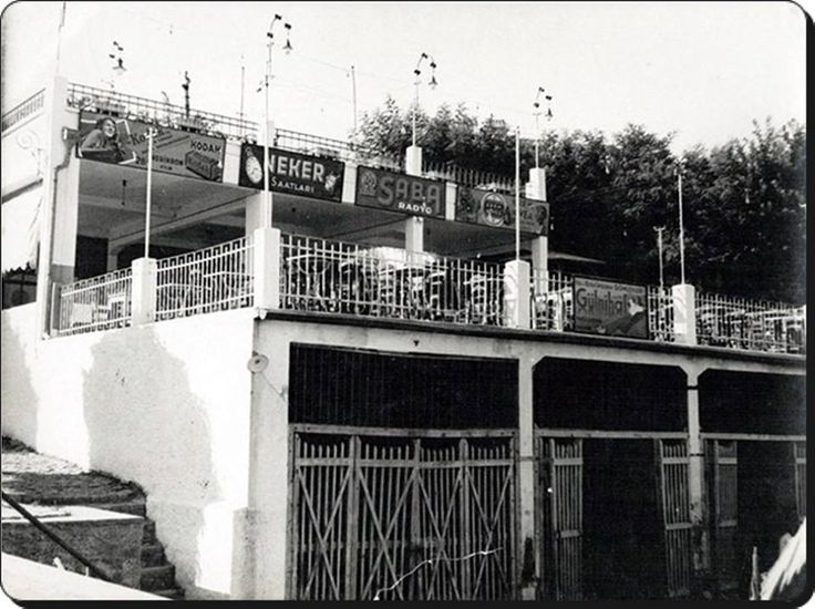 Kadıköy / Moda / Koço Restorant - 1950'ler