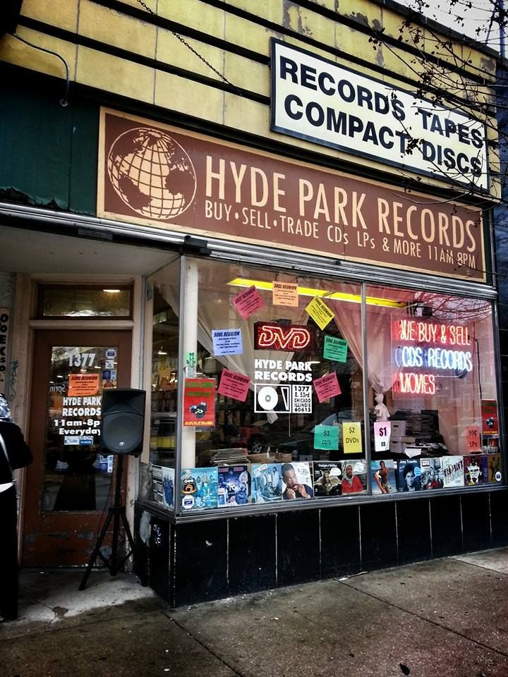 The CIMMfest express swings down to the southside, arriving at Hyde Park Records, one of the best record stores in the city! #records #hydepark #chicago #music #cimmfest