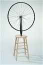 Marcel Duchamp: Bicycle wheel