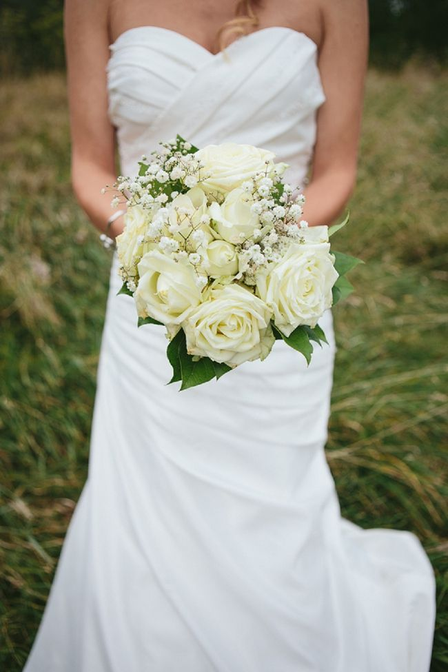 Tegan McMartin Photography | Floral Designer; Fleurs Marines | Wedding Dress; Hervé Mariage Paris