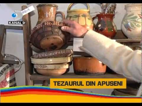 Asta-i Romania - Un roman a pus bazele primului muzeu privat!
